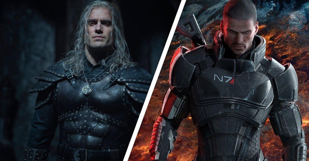 The Witcher-Darsteller lässt Herzen der Mass-Effect-Fans höher schlagen