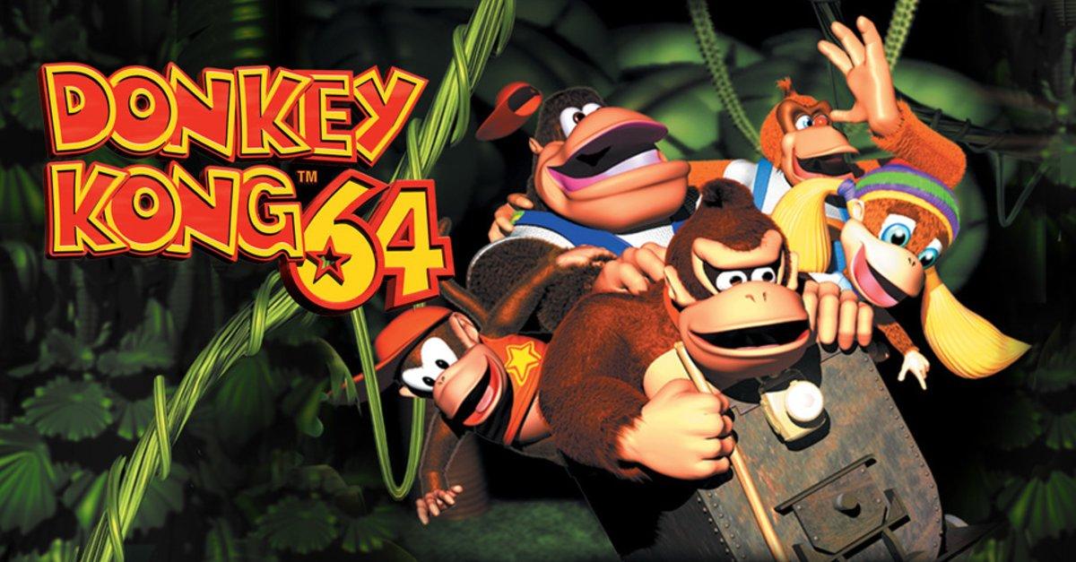Donkey Kong 64: Alle Speedruns nach 17 Jahren ungültig – GIGA