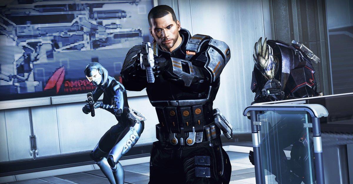 """""""Mass Effect Trilogy""""-Remaster auf Vorbesteller-Liste aufgetaucht"""