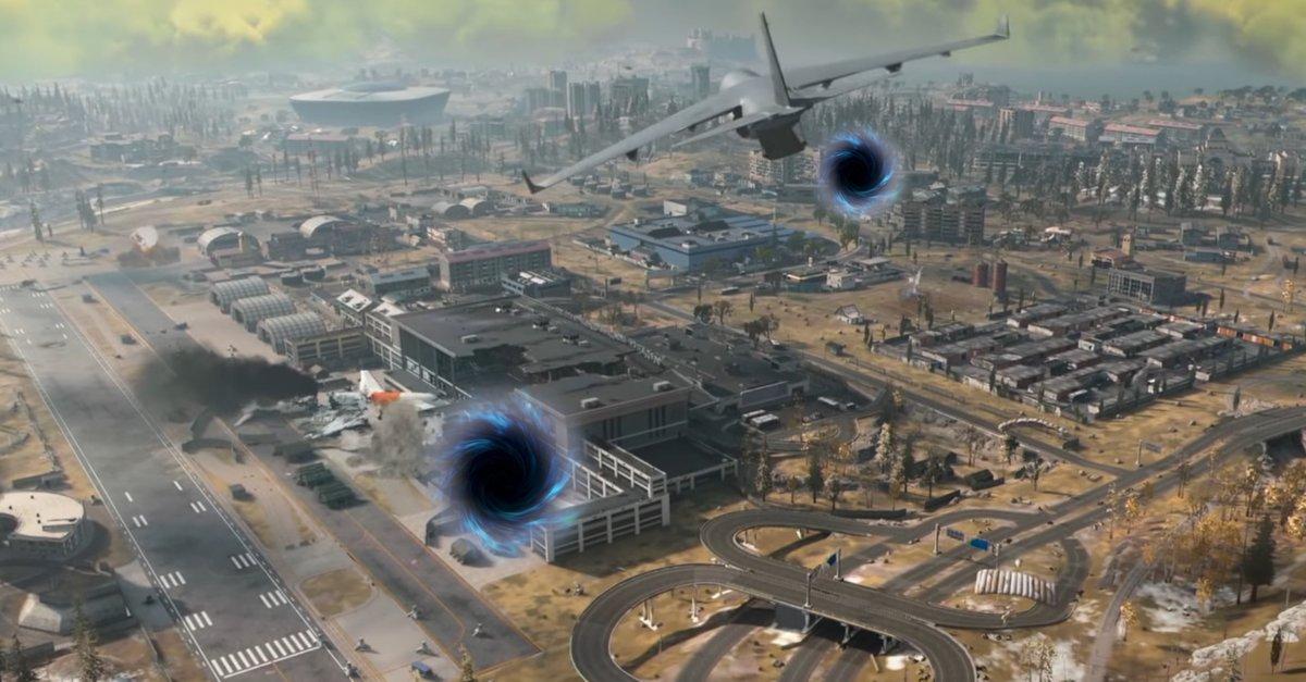 CoD: Warzone – Neuer Bug öffnet Wurmlöcher in Verdansk
