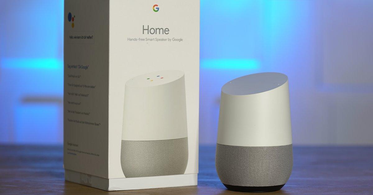 google home kaufen hier bereits g nstiger als uvp. Black Bedroom Furniture Sets. Home Design Ideas