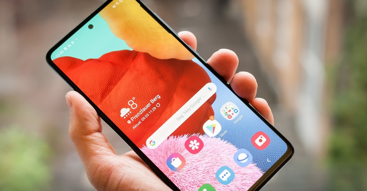 Neuer Preiskracher von Samsung: Für ein gutes Handy muss niemand mehr ausgeben - Giga