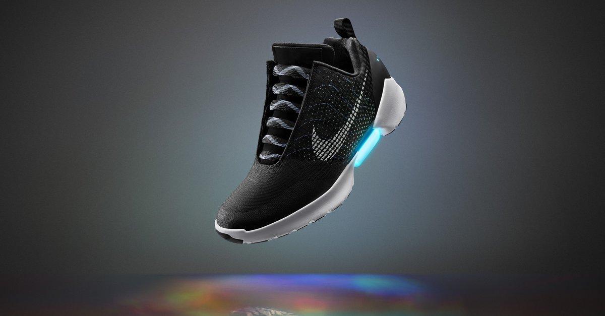 Nie mehr Schuhe binden: Nike HyperAdapt 1.0 erscheint am 28