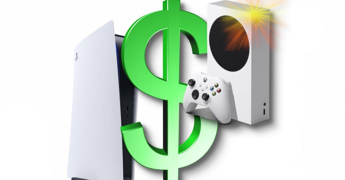 PlayStation 5: Xbox zwingt Sony zur Senkung des Preises