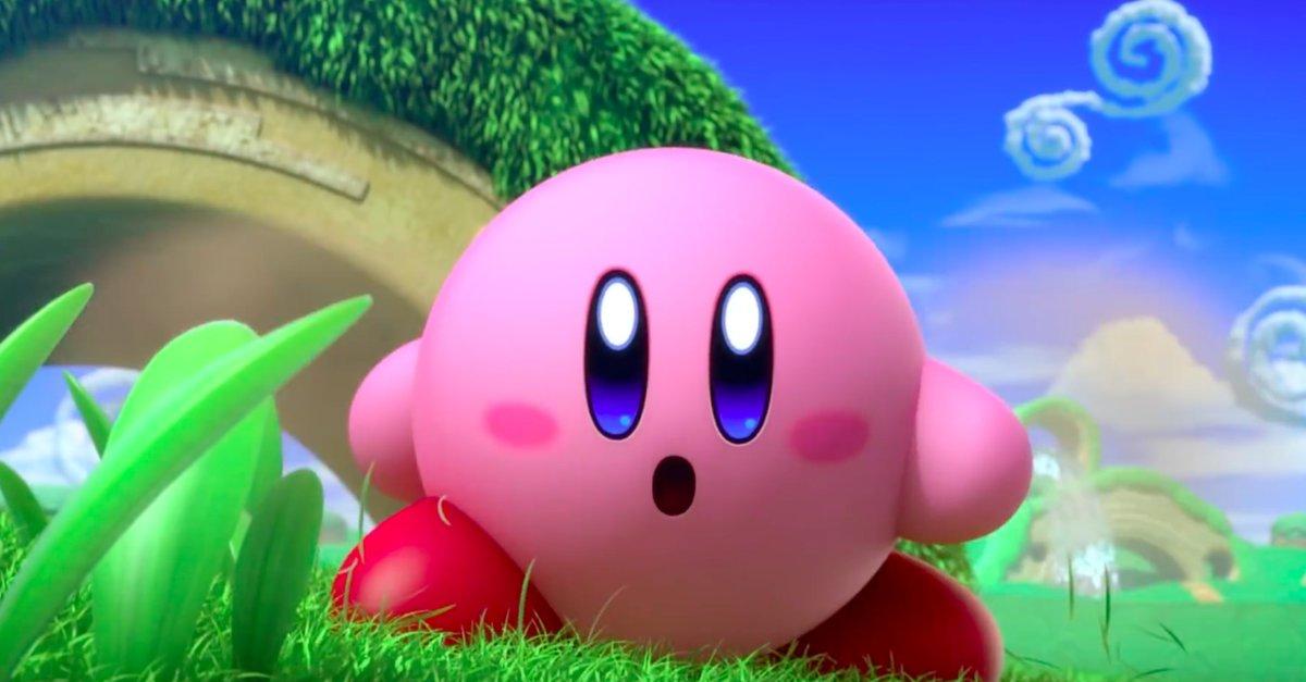 Nintendo kündigt aus Versehen neues Kirby-Spiel für die Switch an