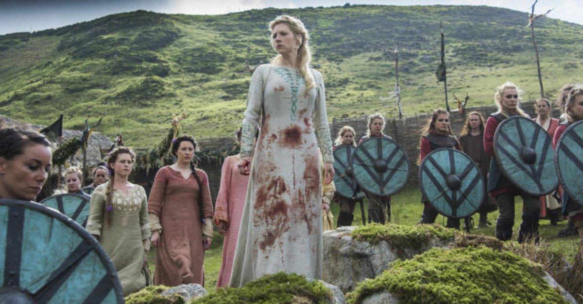 Vikings Staffel 4 Teil 2 Stream