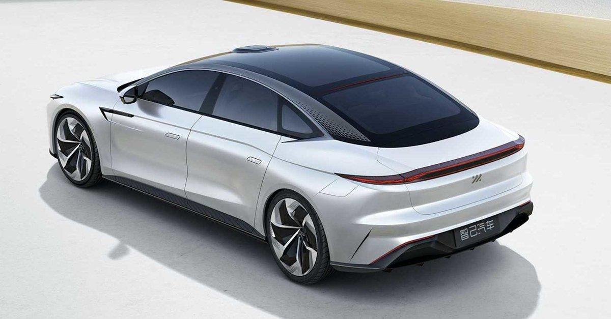 Neues E-Auto aus China: So etwas hat die Welt noch nicht gesehen