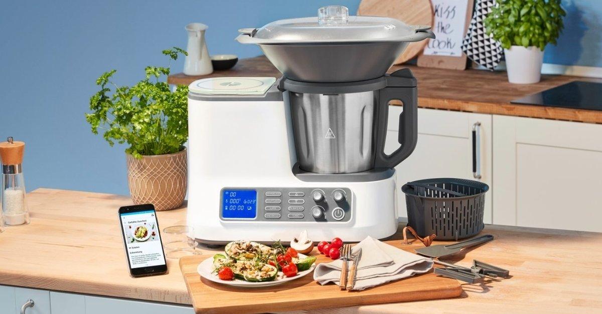 Aldi Kühlschrank Quigg : Thermomix kopie ab heute bei aldi quigg küchenmaschine für unter