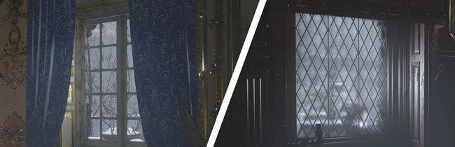 """Resident Evil 8 Village: Alle 19 Schlossfenster für """"Einen an der Scheibe"""""""