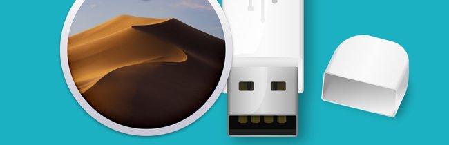 macOS Mojave – Schritt für Schritt: Bootfähigen USB-Stick fürs Apple-System erstellen