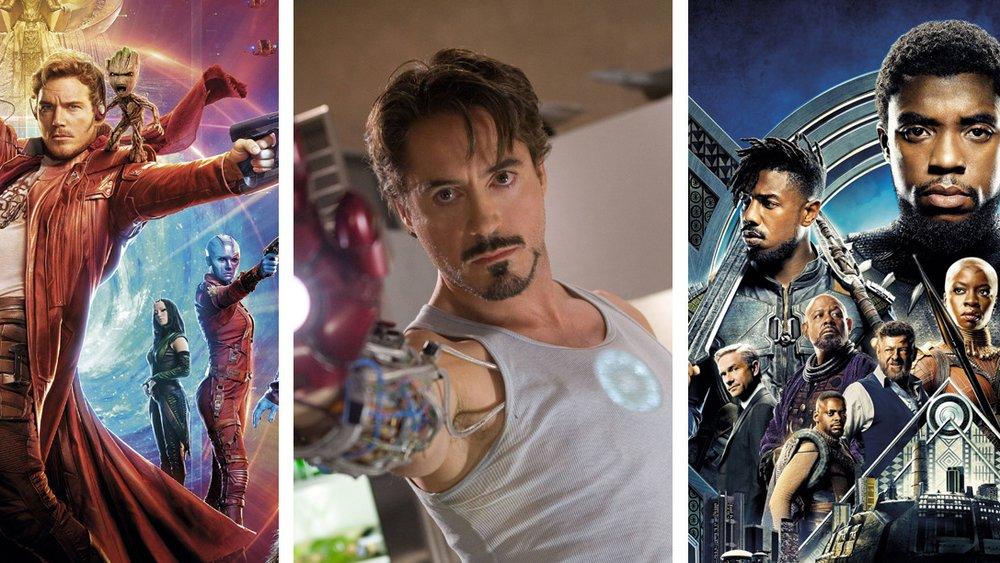 Besten Marvel Filme