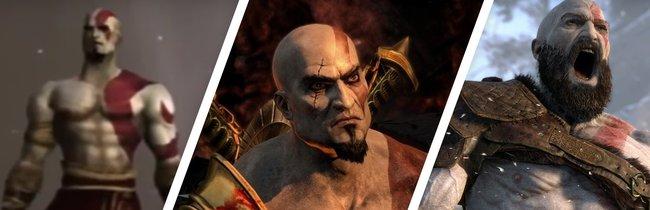 God of War: Die Geschichte der Spieleserie einfach erklärt