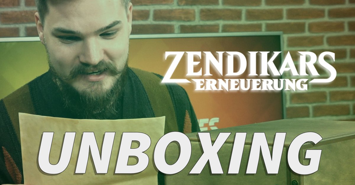 Magic the Gathering: Rätsel-Unboxing – Was steckt in der Truhe?