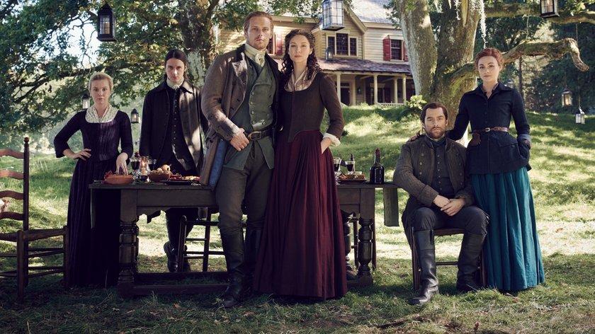 """""""Outlander"""": Staffel 5 ab sofort auf Netflix – Episodenguide und alle Infos"""