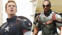Neuer Captain America im MCU: Erstes richtiges Bild zeigt Falcon im neuen Kostüm