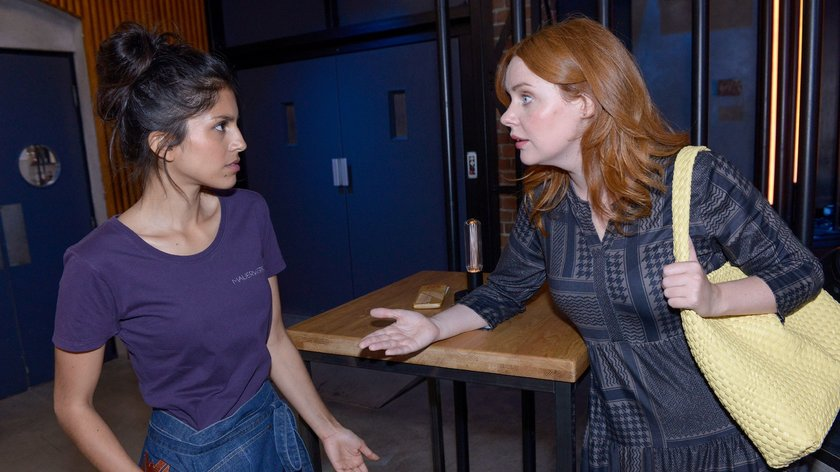 GZSZ: Unverzeihlicher Fauxpas? Toni stocksauer auf Luis' Freundin Miriam