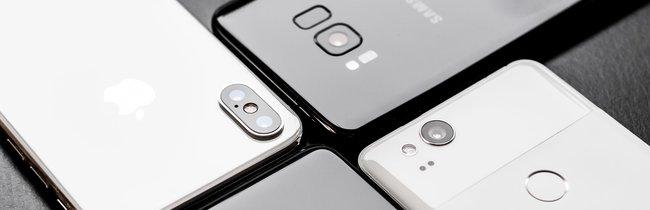 Samsung Galaxy S9, S8, iPhone X und Google Pixel 2 im Kameravergleich: Wer schießt die besten Fotos?