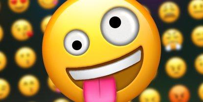 Smiley zunge rausstrecken