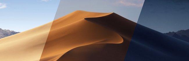 12 Top-Neuerungen von macOS 10.14 Mojave, die man kennen sollte