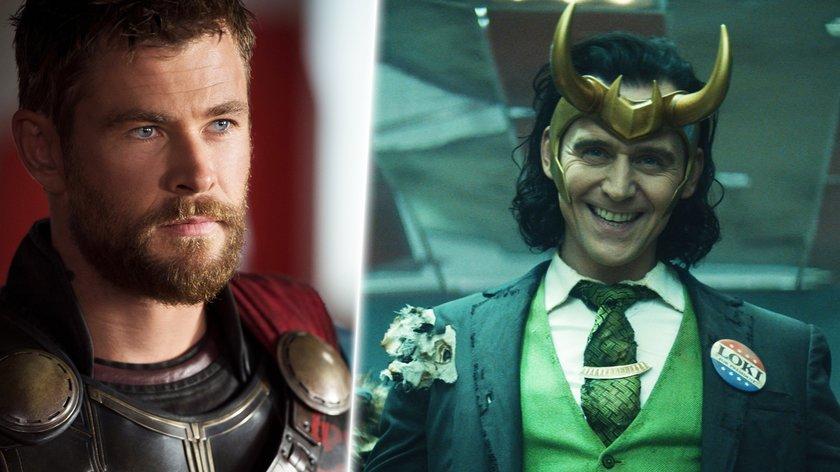 """Grandiose """"Loki""""-Überraschung: Verrückter neuer Thor wurde von Chris Hemsworth gesprochen"""
