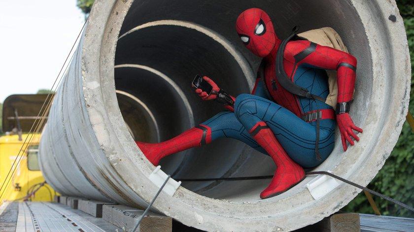 Die Reihenfolge der Spider-Man-Filme