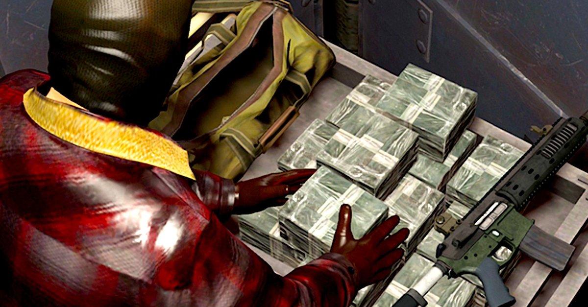 Gta 5 Geld überweisen