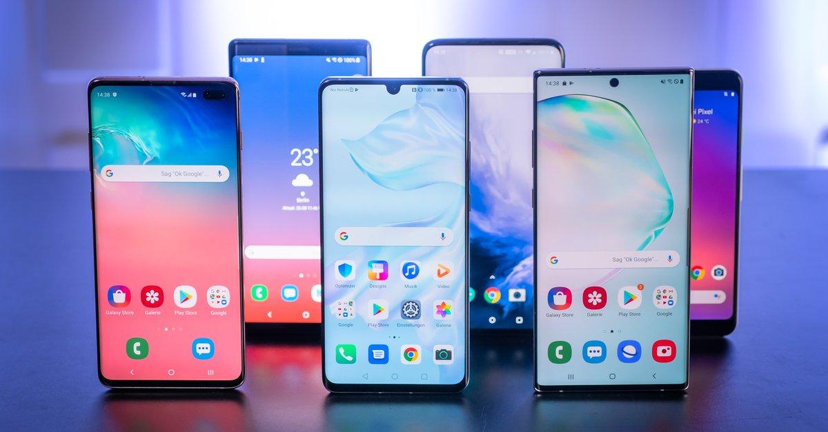 Neusten Handys 2019