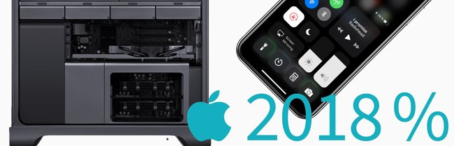 Apple 2018: Wie wahrscheinlich sind iPhone 11, X Plus, SE 2 und Mac Pro?