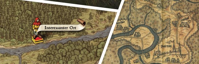 Kingdom Come Deliverance: Weltkarte mit allen interessanten Orten