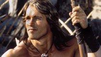 """Starke Ansprache: Arnold Schwarzenegger greift zum """"Conan""""-Schwert und rechnet mit Trump ab"""