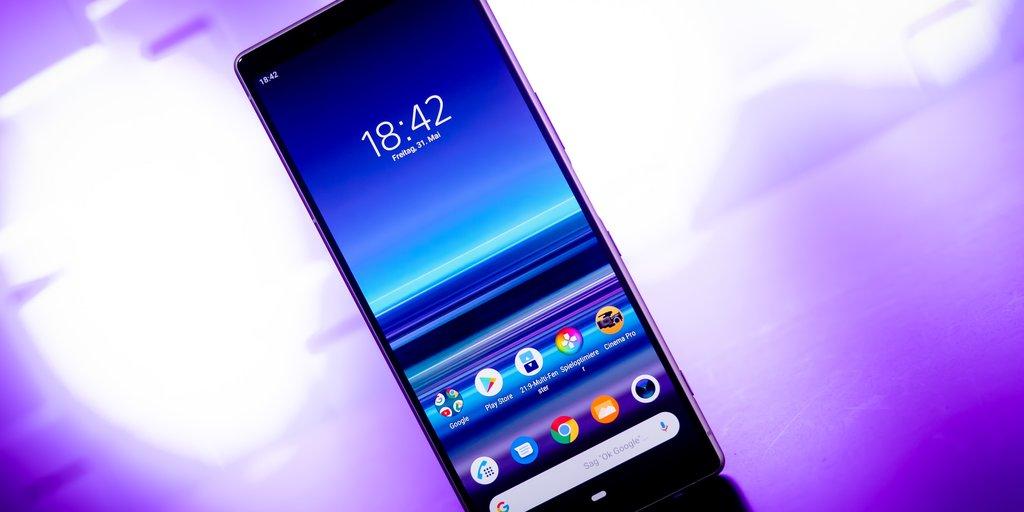Benchmark-Vergleich: Sony Xperia 1 vs. Samsung Galaxy S10 Plus und Huawei P30 Pro