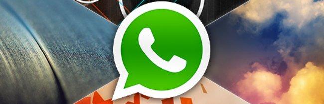 WhatsApp-Hintergrundbilder: 11 Wallpaper zum Download