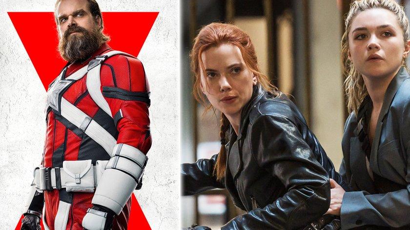 """""""Black Widow""""-Star kündigt nächste Avengers-Truppe im MCU an – mit einem menschlichen Bären"""