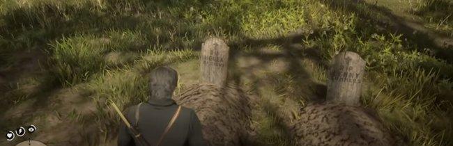 """Red Dead Redemption 2: Alle Gräber - Fundorte für """"Respekt zollen"""""""