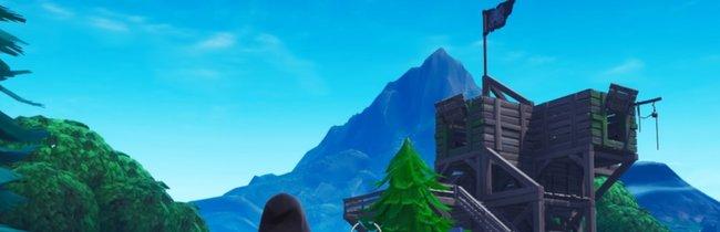 Fortnite: Alle Piratenlager - Fundorte auf der Karte (Season 8)