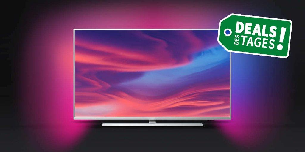 Philips-Ambilight-Fernseher, monatlich kündbare Handytarife: Die besten Deals des Tages am Donnerstag