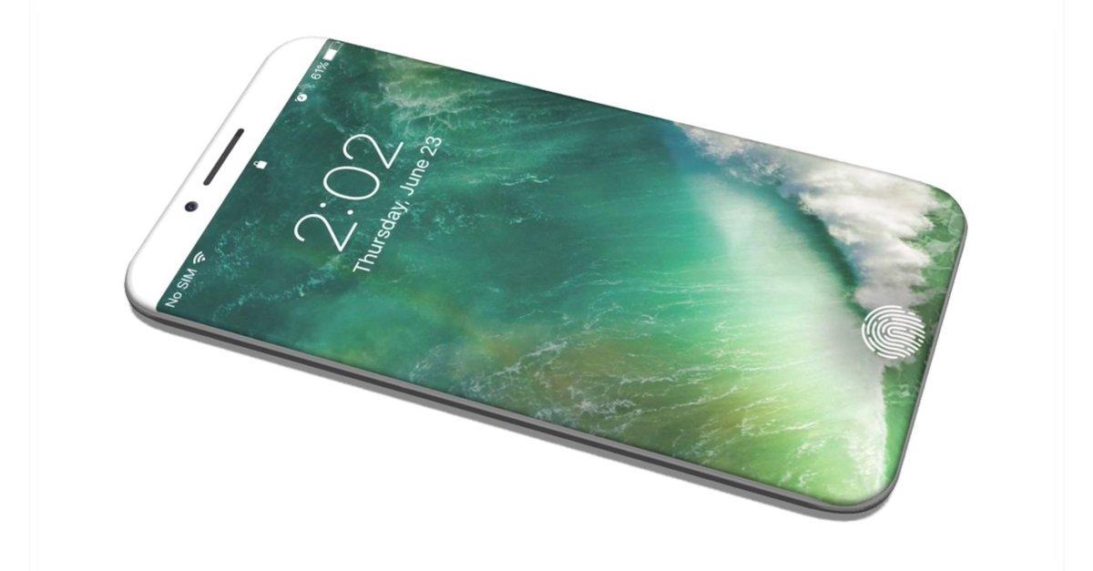 Apple iPhone 8 mit Iris-Scanner erwartet