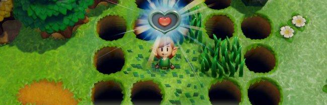 Zelda - Link's Awakening: Alle 32 Herzteil-Fundorte