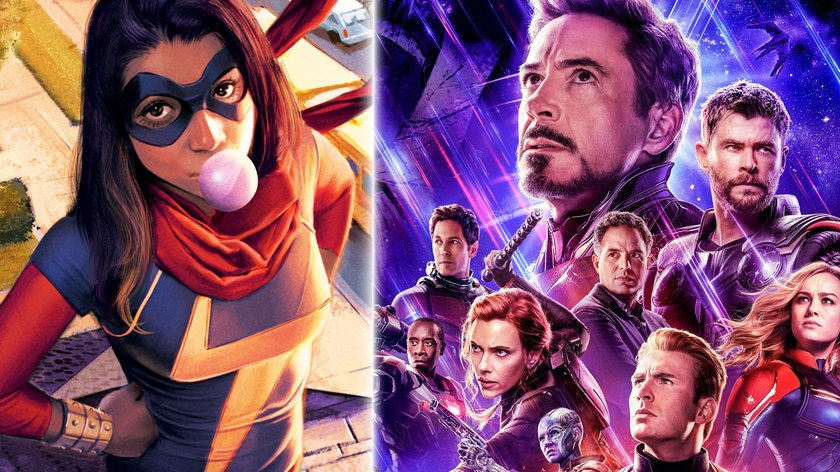 """Erste Bilder zu """"Ms. Marvel"""": So sieht die neue MCU-Heldin aus"""