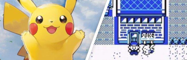 Pokémon: Let's GO Pikachu & Evoli erfinden die alten Spiele neu