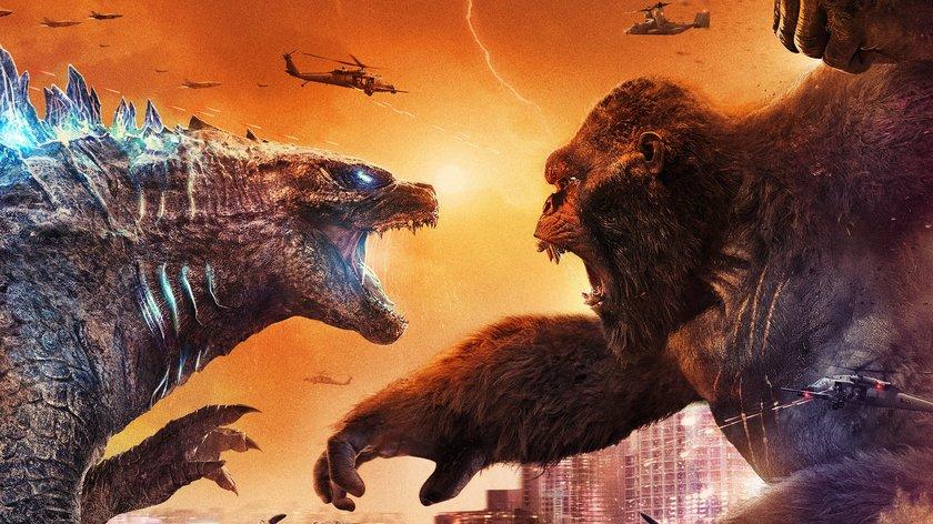 """Deutlich anderes Ende: So unterscheidet sich """"Godzilla vs. Kong"""" vom Original"""