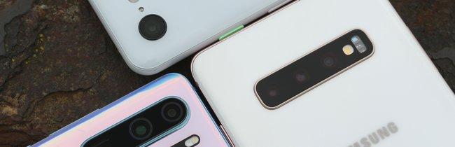 Ultimativer Kamera-Vergleich: Huawei P30 Pro vs. Samsung Galaxy S10 Plus und Google Pixel 3