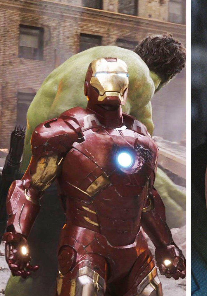 """""""""""Avengers: Endgame"""" hat einen 7 Jahre alten Fehler aus """"The Avengers"""" wiederholt"""""""