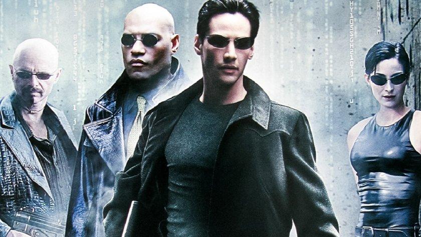 """""""Matrix 4"""": Keanu Reeves ist begeistert vom Drehbuch zur Fortsetzung"""