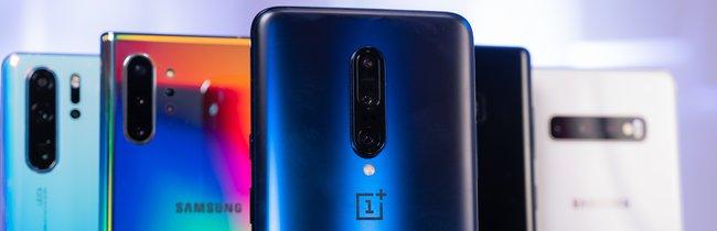Top 10: Diese Smartphones machen die besten Nachtaufnahmen