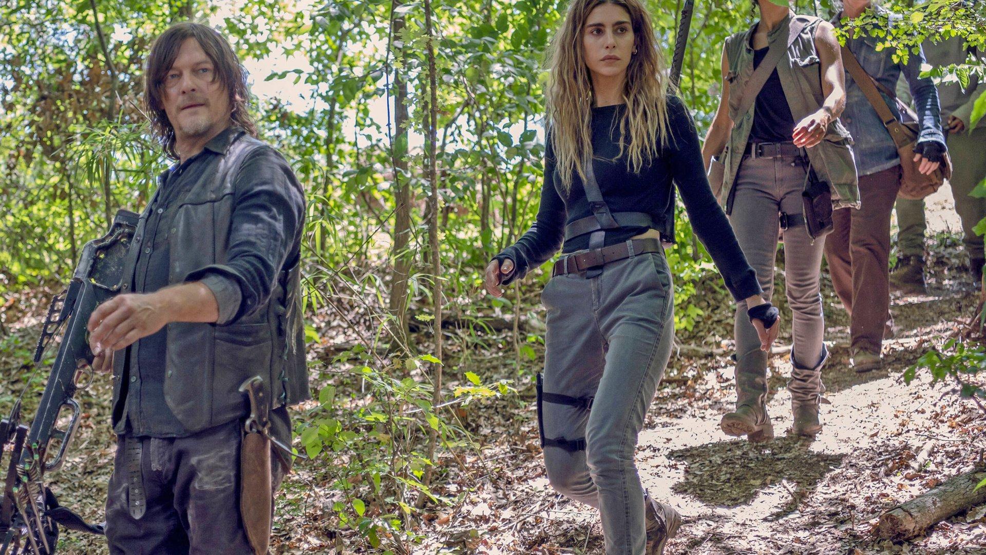Walking Dead Staffel 4 Folge 1