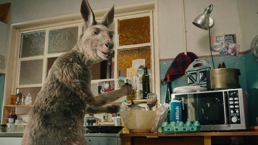 """""""Die Känguru-Chroniken"""": Erster Trailer zeigt ein kommunistisches Känguru zum Verlieben"""