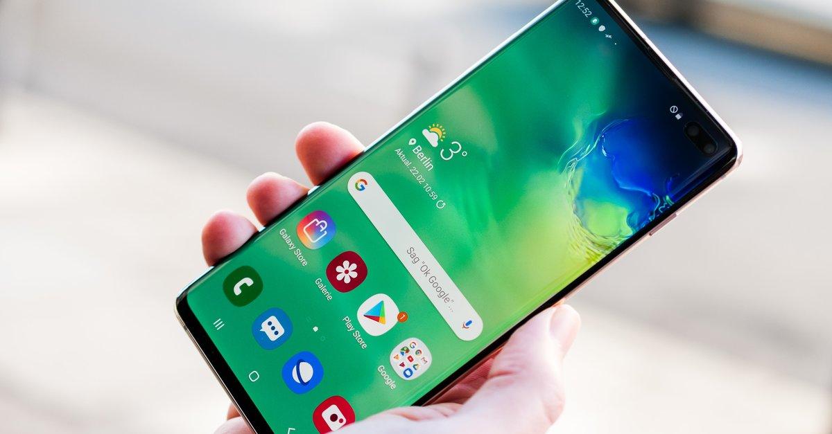Handy-Knaller: Samsung Galaxy S10 Plus & 20 GB Vodafone-LTE für 29,99 Euro im Monat