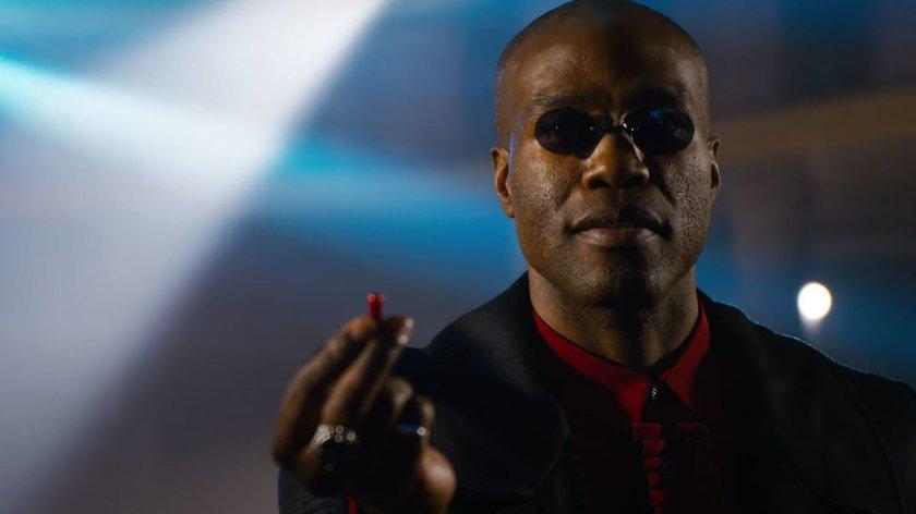 """""""Matrix 4""""-Star erklärt: Deshalb sieht Morpheus jetzt anders aus"""
