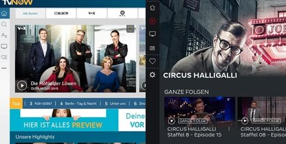 Tv Now Kostenlos Nutzen Das Bietet Euch Das Free Paket